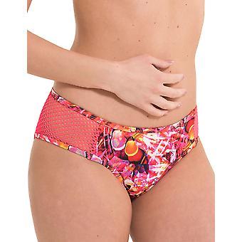 LingaDore 2915B-153 Women's Paradise Multicolour Motif Swimwear Beachwear Bikini Bottom