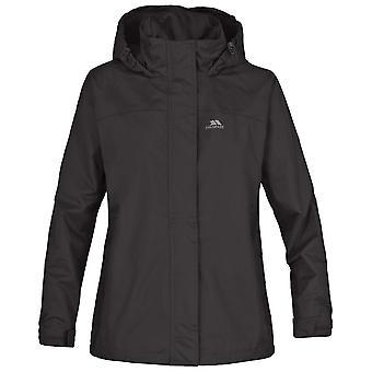 Trespass Girls Nasu Waterproof Windproof Hooded Jacket