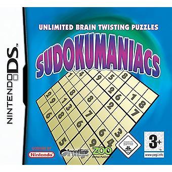 SudokuManiacs (Nintendo DS)