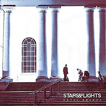 Stars & Flights - Moral Colour [CD] USA import
