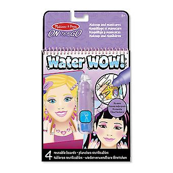 Melissa & Doug On The Go Water Wow! Water-Reveal Activity Pad