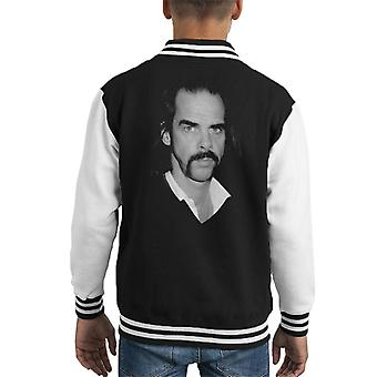 Nick Cave Prince Of Wales Theater 2006 Kid's Varsity Jacket