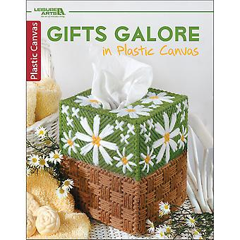 Leisure Arts-Gifts Galore In Plastic Canvas