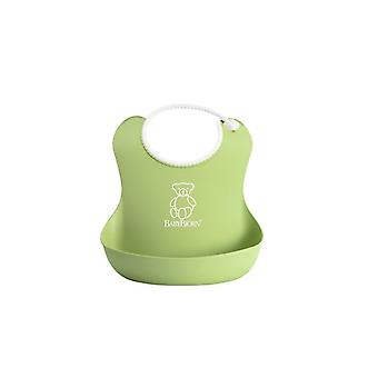Bib Baby Bear Green