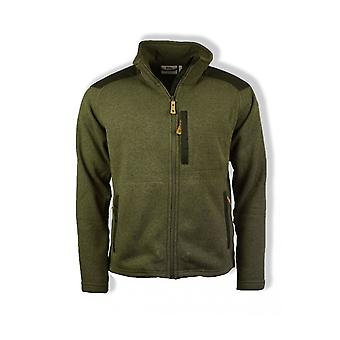 Fjällräven Buck Fleece (Laurel Green/Deep Forest)