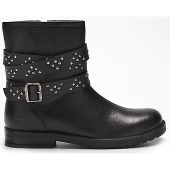 Lelli Kelly Elena LK3610 Black Leather Boots