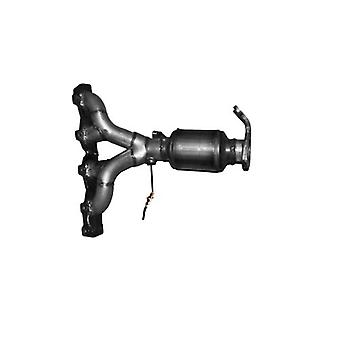 Benchmark BEN20080 Direct Fit Catalytic Converter (Non CARB Compliant)
