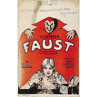 Fausto Movie Poster (11 x 17)