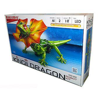 OWI Kingii Dragon Robot Science Kit