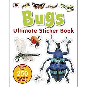 Bug in Ultimate Sticker Book dalla DK - 9780241247372 libro
