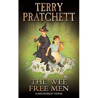 Los hombres libres Wee por Terry Pratchett - libro 9780552562904
