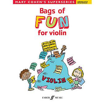For Violin by Mary Cohen - 9780571536009 Book