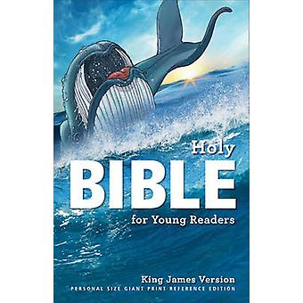KJV Bible for Young Readers - Hardcover - 9780801008627 Book
