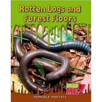 Logs de podres e pisos de floresta por Sharon Katz Cooper - 9781406212914 B