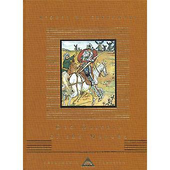 Don Quijote av Mancha av Miguel de Cervantes Saavedra - domare Par
