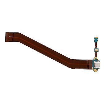 Зарядки порт док Flex кабель для Samsung Galaxy tab 3 10.1 P5200 кабель запасные части
