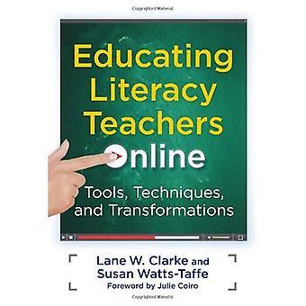 Éducation alphabétiseurs en ligne: Outils, Techniques et Transformations (langue & Literacy Series)