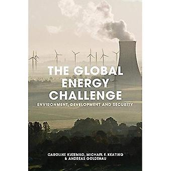 El desafío energético Global