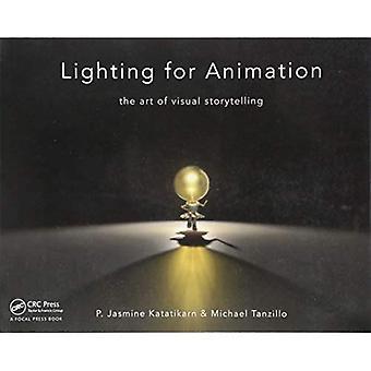 Iluminación para la animación: el arte de la narración Visual