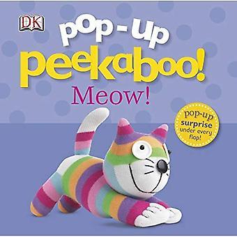 Popup-Peekaboo Meow! (Pop Up Book)