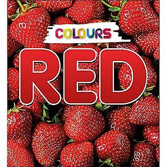 Röd (färger)