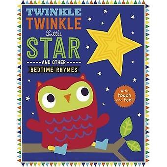 Twinkle Twinkle Little Star (Touch och känsla barnvisor)