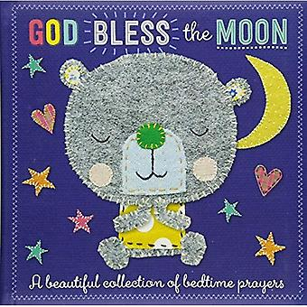 God Bless the Moon [Board book]