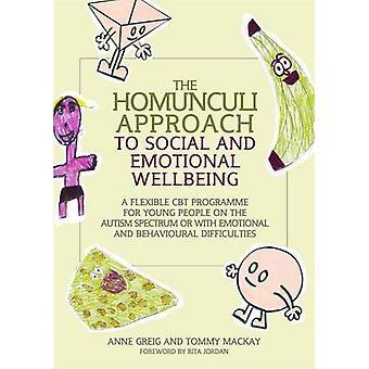 Les Homunculi approche au bien-être Social et affectif: un Programme Flexible de TCC pour les jeunes sur le spectre de l'autisme, ou avec des difficultés émotionnelles et comportementales