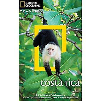 Viajante geográfico nacional Costa Rica-5ª edição