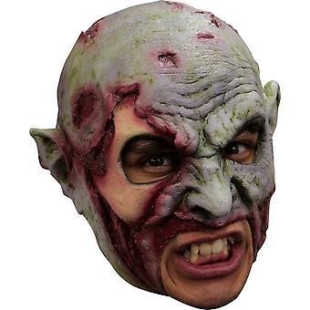 Furchterregende Zombiemaske
