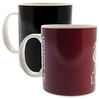 Liverpool Heat Changing Mug GR
