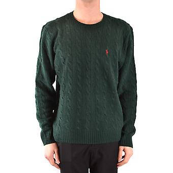 Ralph Lauren grün Wollpullover