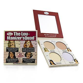 Thebalm The Lou Manizer's Quad (highlighter) - 10g/0.35oz
