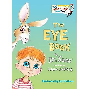 The Eye Book (abridged edition) by Dr Seuss - 9780553536317 Book