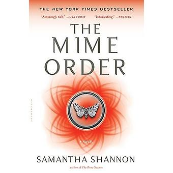 The Mime Order by Samantha Shannon - 9781632868497 Book