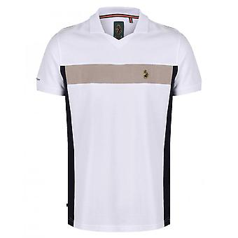 Luke 1977 Cole Football Collar Style Polo Shirt