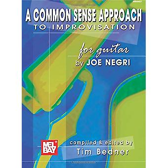 A Common Sense Approach to Improvisation for Guitar by Joe Negri - 97