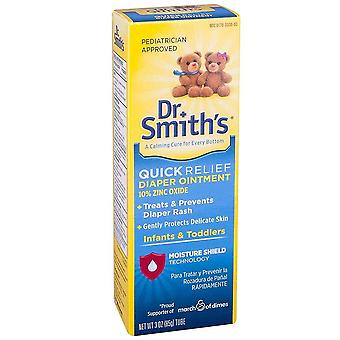 Dr. Smith Premium Mischung Windel Salbe Tube, 3 oz