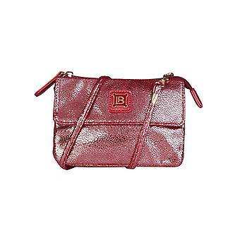 Laura Biagiotti Women Red Clutch bags -- LB17784880