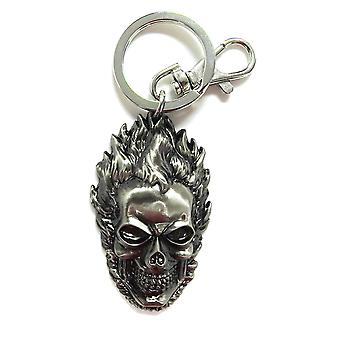 Key Chain - Marvel  - Pewter Ghost Rider 68518