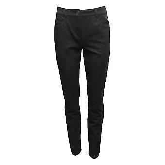 Robell Trousers 51420 5469 90 Black