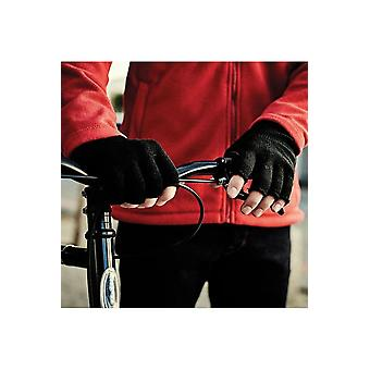 Regatta professional unisex thermal fingerless gloves trg202