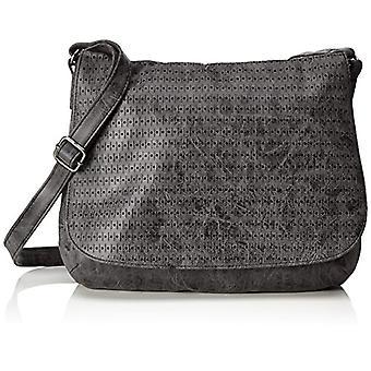 s.Oliver (Bags) 39,711.94.6041 - Donna Schwarz Shoulder Bags (Black/Schwarz) 3x24x27 cm (B x H T)