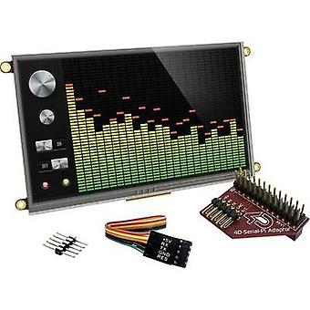 PCB design board 4D Systems $LCD-70DT-Pi