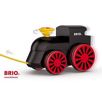 BRIO 30304 Pull along Engine(damaged packaging was 16.90)