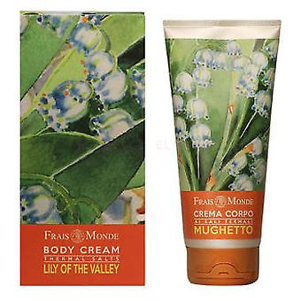 Frais Monde Thermal Salts Body Cream Lily Of The Valley 200ml