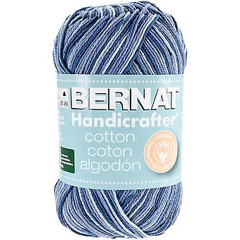 Handicrafter Cotton Yarn - Ombres-Blue Camo 162033-33136