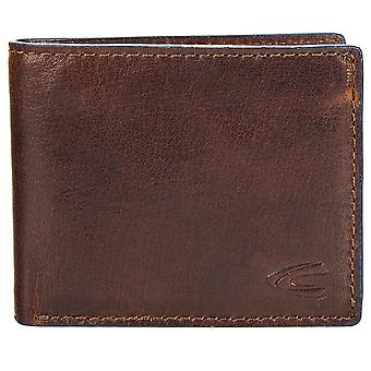 Camel active Alaska small leather purse wallet