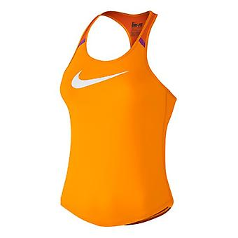 Nike flow tank girls orange 728062-868