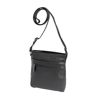 Dr Amsterdam shoulder bag Mint Black